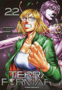 TERRA FORMARS -  (FRENCH V.) 22