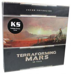 TERRAFORMING MARS -  SMALL BOX (ENGLISH) -  KICKSTARTER EXCLUSIF