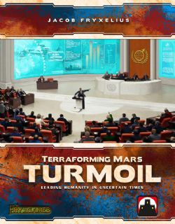 TERRAFORMING MARS -  TURMOIL (ENGLISH)