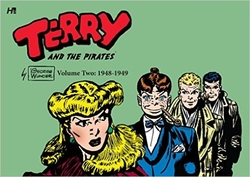 TERRY & PIRATES -  GEORGE WUNDER YEARS HC 02