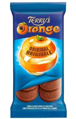 TERRY'S -  ORANGE CHOCOLATE (3,18 OZ)
