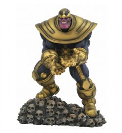 THANOS -  THANOS PVC STATUE (9INCHES) -  MARVEL GALLERY COMIC