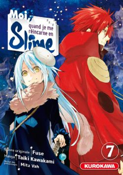 THAT TIME I GOT REINCARNATED AS A SLIME -  (FRENCH) 07