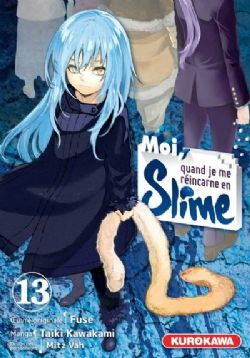 THAT TIME I GOT REINCARNATED AS A SLIME -  (FRENCH V.) 13