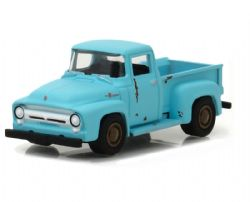 THE ANDY GRIFFITH SHOW -  1956 FORD F-100 1/64 - BLUE 17