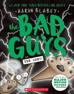 THE BAD GUYS -  THE ONE (ENGLISH) 12