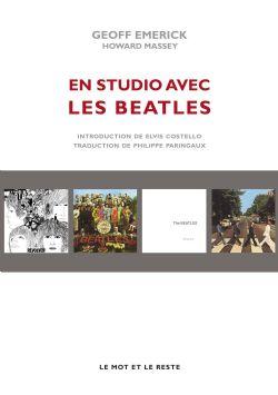 THE BEATLES -  EN STUDIO AVEC LES BEATLES