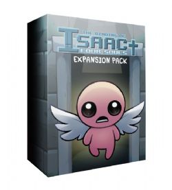 THE BINDING OF ISAAC -  FOUR SOULS + EXPANSION PACK (ENGLISH)