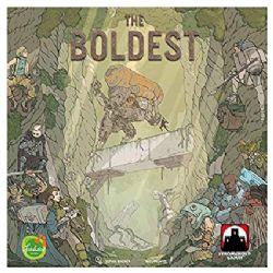 THE BOLDEST (ENGLISH)