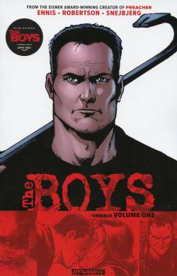 THE BOYS -  BOYS OMNIBUS TP 01