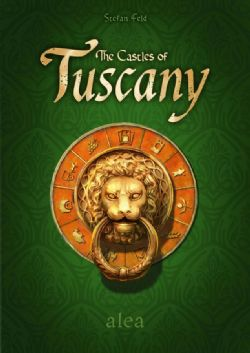 THE CASTLES OF TUSCANY -  BASE GAME (MULTILINGUAL)