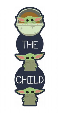 THE CHILD -  BOOKMARK