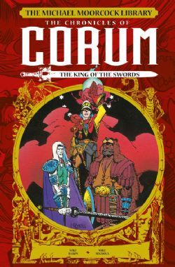 THE CHRONICLES OF CORUM -  THE KING OF THE SWORDS HC 03