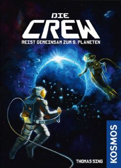 THE CREW : THE QUEST FOR PLANET NINE (ENGLISH)