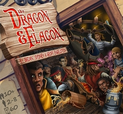 THE DRAGON & FLAGON -  THE DRAGON & FLAGON (ENGLISH)