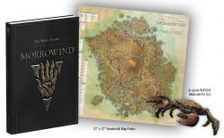 THE ELDER SCROLLS -  MORROWIND COLLECTOR'S EDITION GUIDE HC