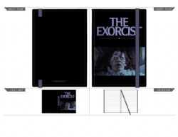 THE EXORCIST -  NOTEBOOK