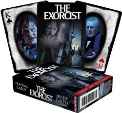 THE EXORCIST -  PLAYING CARDS