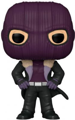 THE FALCON AND THE WINTER SOLDIER -  VINYL FIGURE OF BARON ZEMO (4 INCH) 702
