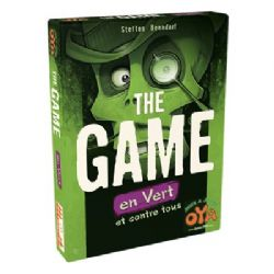 THE GAME -  EN VERT (FRENCH)