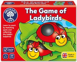 THE GAME OF LADYBIRDS (MULTILINGUAL)