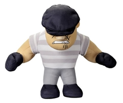 THE GOON -  ROCKY BALBOA PLUSH (7