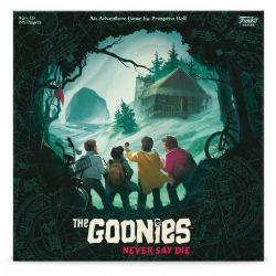 THE GOONIES -  NEVER SAY DIE (ENGLISH)