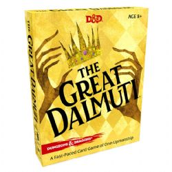 THE GREAT DALMUTI -  DUNGEONS AND DRAGONS (ENGLISH)