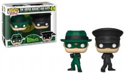 THE GREEN HORNET -  POP! VINYL FIGURE OF THE GREEN HORNET AND KATO (2019 FALL CONVENTION LIMITED EDITION) (4 INCH)