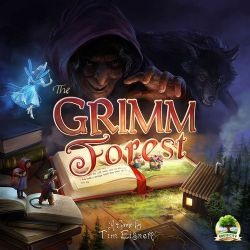 THE GRIMM FOREST (ENGLISH)