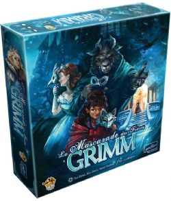 THE GRIMM MASQUERADE (FRENCH)