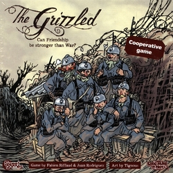 THE GRIZZLED -  BASE GAME (ENGLISH)