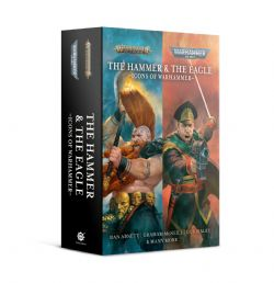 THE HAMMER AND THE EAGLE: THE ICONS OF THE WARHAMMER WORLDS (ENGLISH)