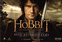 THE HOBBIT : AN UNEXPECTED JOURNEY - DECK-BUILDING GAME (ENGLISH)