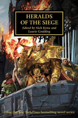 THE HORUS HERESY -  HERALDS OF THE SIEGE (ENGLISH)