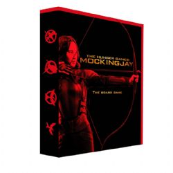 THE HUNGER GAMES: MOCKINGJAY - THE BOARD GAME  (MULTILINGUAL)