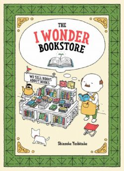 THE I WONDER BOOKSTORE (V.A.)