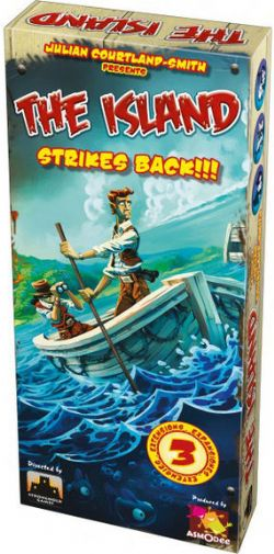 THE ISLAND -  STRIKE BACK!!! (MULTILINGUAL)