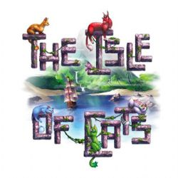 THE ISLE OF CATS -  BASE GAME (ENGLISH)
