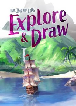 THE ISLE OF CATS -  EXPLORE AND DRAW (ENGLISH)