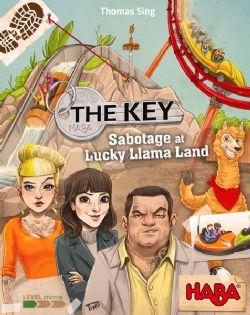 THE KEY -  SABOTAGE AT LUCKY LLAMA LAND (ENGLISH)
