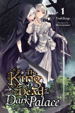 THE KING OF THE DEAD AT THE DARK PALACE -  -NOVEL- (ENGLISH V.) 01