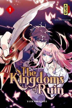 THE KINGDOM OF RUIN -  (FRENCH V.) 01