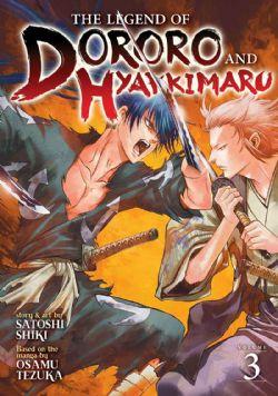 THE LEGEND OF DORORO AND HYAKKIMARU -  (ENGLISH V.) 03
