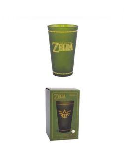 THE LEGEND OF ZELDA -  HYRULE CREST GLASS
