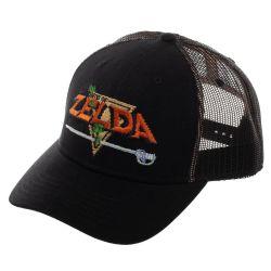 THE LEGEND OF ZELDA -  RETRO LOGO ADJUSTABLE CAP