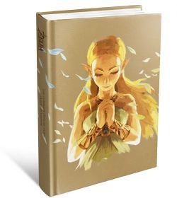 THE LEGEND OF ZELDA -  THE COMPLETE OFFICIAL GUIDE - EXPANDED EDITION HC -  LEGEND OF ZELDA : BREATH OF THE WILD, THE