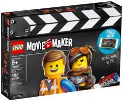 THE LEGO MOVIE 2 -  MOVIE MAKER (482 PIECES) 70820