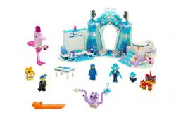 THE LEGO MOVIE 2 -  SHIMMER & SHINE SPARKLE SPA (694 PIECES) 70837