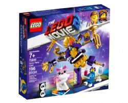 THE LEGO MOVIE 2 -  SYSTAR PARTY CREW (196 PIECES) 70848